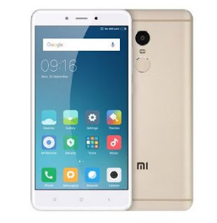 Cara flash xiaomi redmi note 4x via fastboot