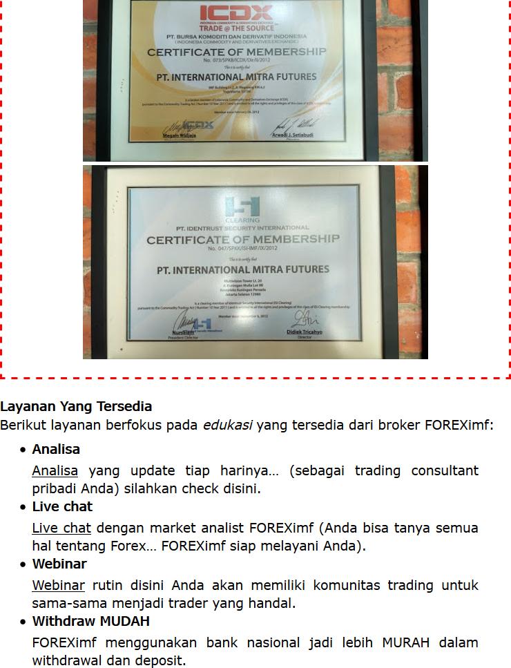 Micro forex indonesia