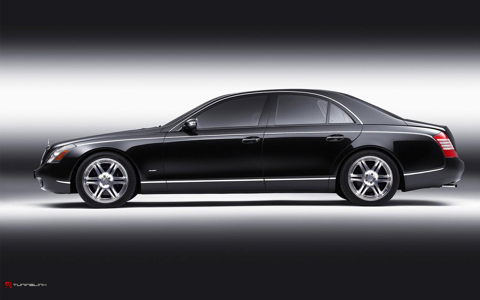 Maybach Car Models