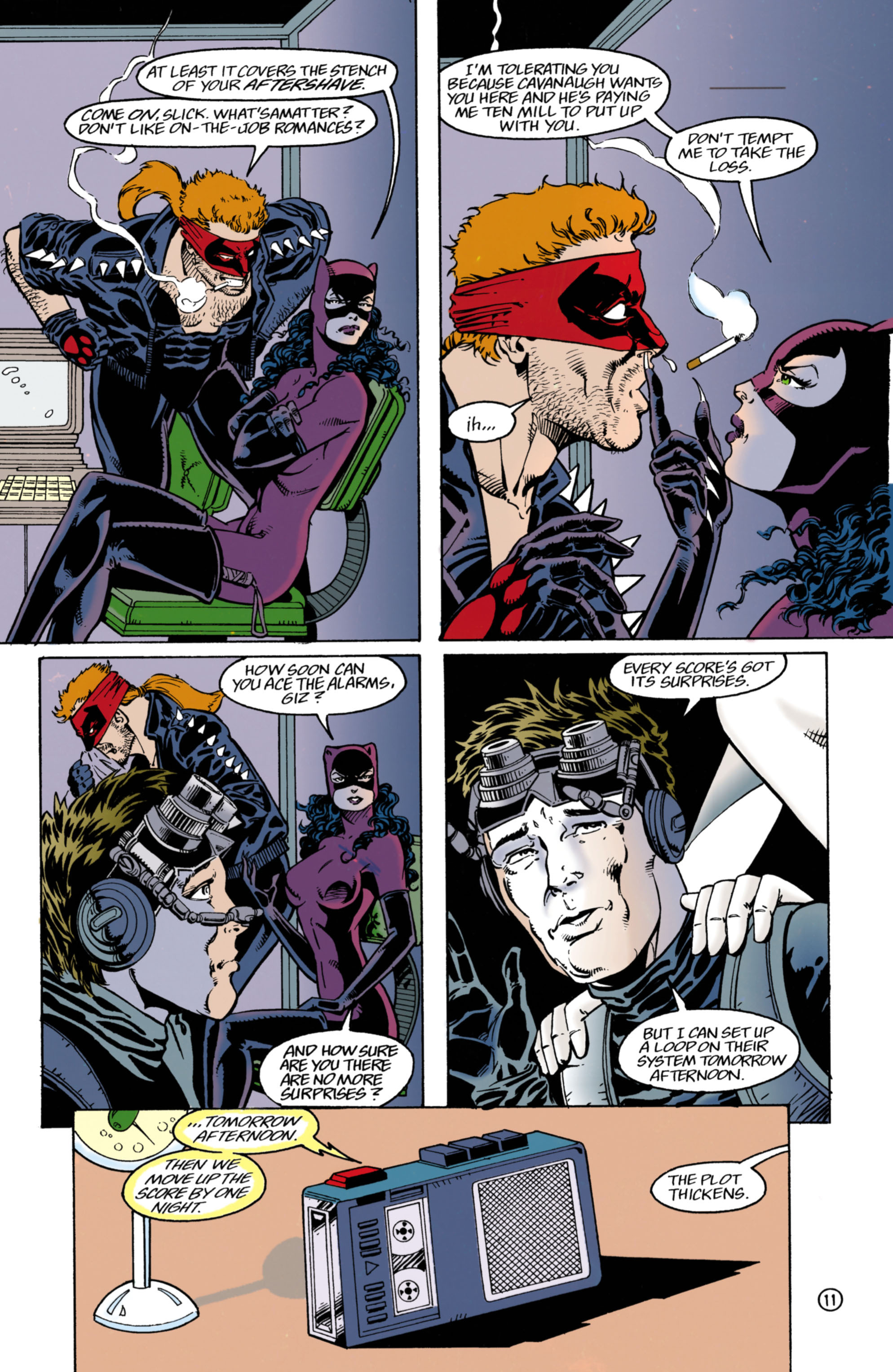 Catwoman (1993) Issue #29 #34 - English 12
