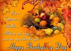 thanksgiving day quotes with pictures
