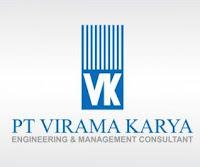 Lowongan Kerja BUMN di PT. Virama Karya (Persero) Terbaru September 2016