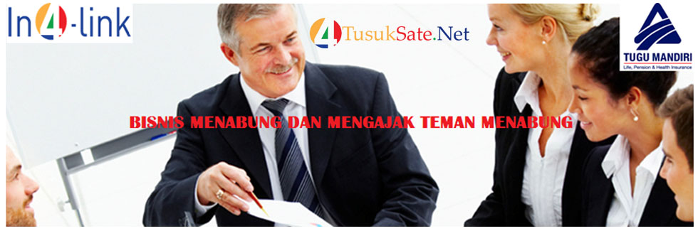 markting plan in4link tugu mandiri