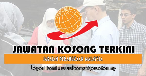 Jawatan Kosong 2018 di Jabatan Perangkaan Malaysia
