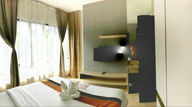 The Centro Hotel & Residence