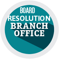 Board-Resolution-Opening-Branch-Office