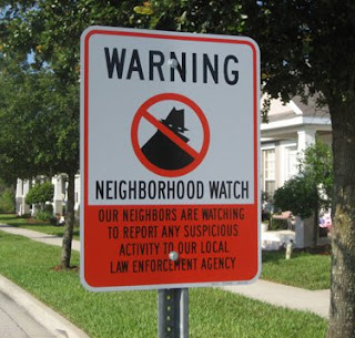 Neighborhood Block Watch