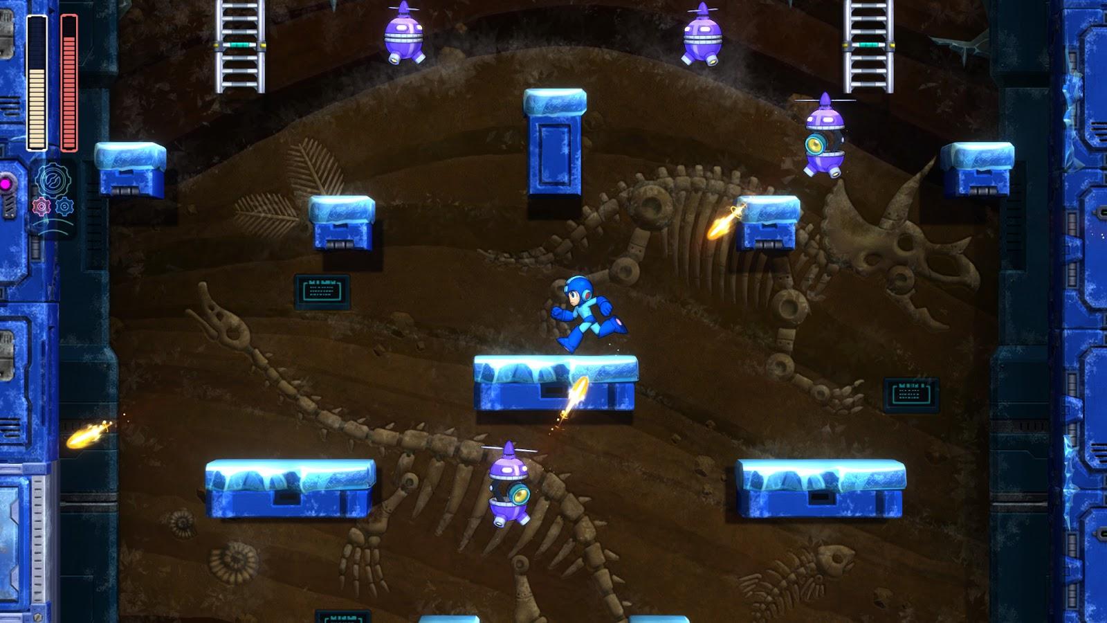 Mega Man 11 PC ESPAÑOL (CODEX) 5