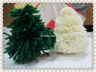 crochet xmas tree, crochet xmas decoration