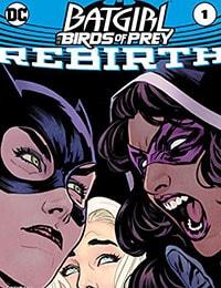 Batgirl & the Birds of Prey: Rebirth