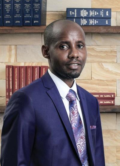 Mwanasheria Alberto Msando Ahamia CCM