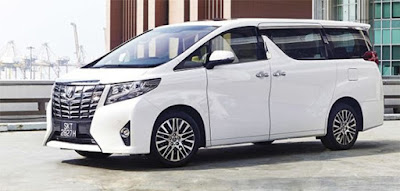 Toyota Alphard 2018 Review, Specs, Price
