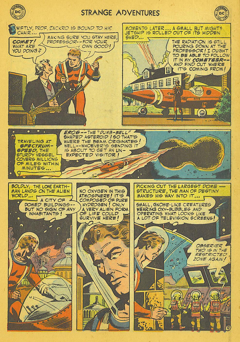 Strange Adventures (1950) issue 21 - Page 7