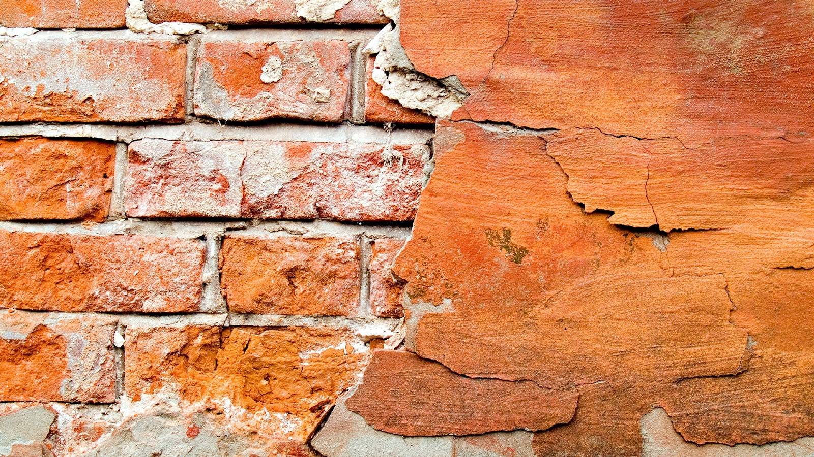 Brick Vector Picture Brick Textured Wallpaper