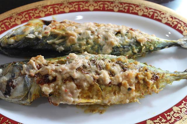 Ikan Percik Kelantan Asli