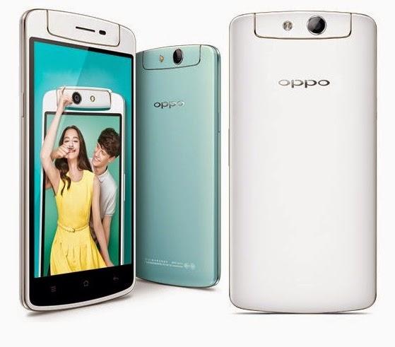 Harga Fitur Dan Spesifikasi Oppo N1 Mini
