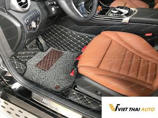 Mẫu thảm lót sàn Mercedes GLC 300