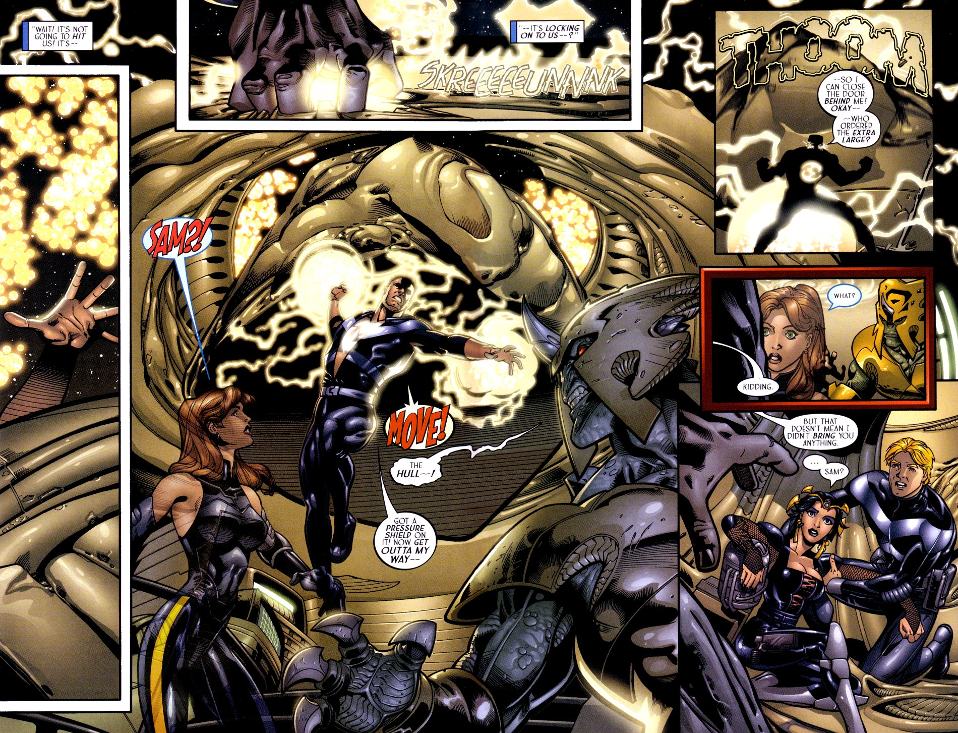 Read online Sigil (2000) comic -  Issue #14 - 4