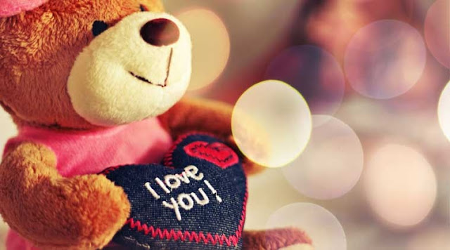 teddy day romantic wallpaper