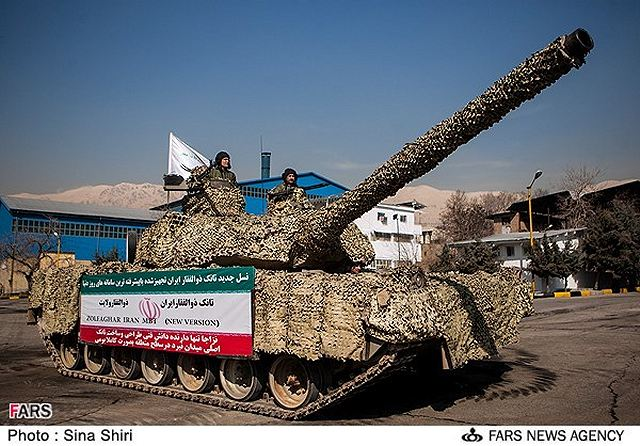 Iranian army to unveil new home-made weapons and armoured