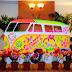 Festa anos 60 também é festa Hippie!