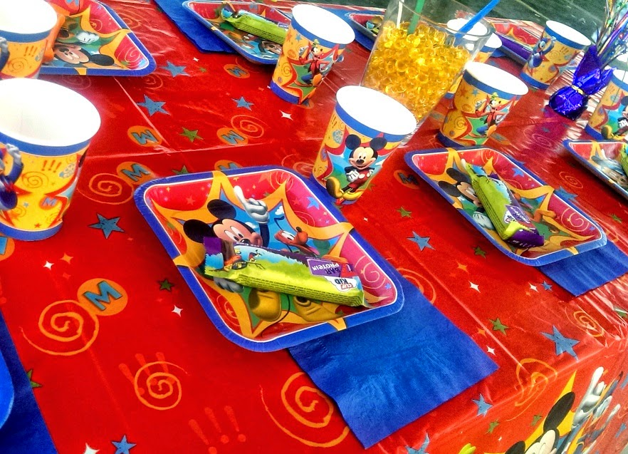 Bonggamom Finds: CLIF Kid ZBar snacks -- the perfect party