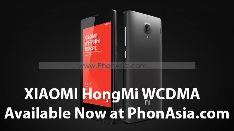 Buy the original Xiaomi Redmi 1S Hongmi Pink Qualcomm Snapdragon WCDMA on Xiaomi Redmi 1S WCDMA Pink. 1 x Xiaomi Redmi 1S (Hongmi 1S,Red Rice 1S)5/5(2).