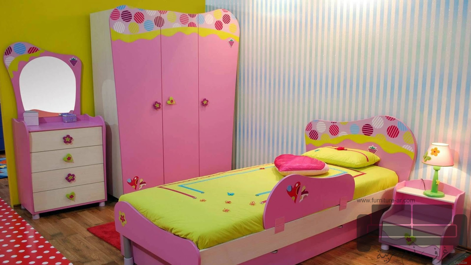 غرف نوم اطفال للبيع 2017   غرف نوم   الأثاث الحديث