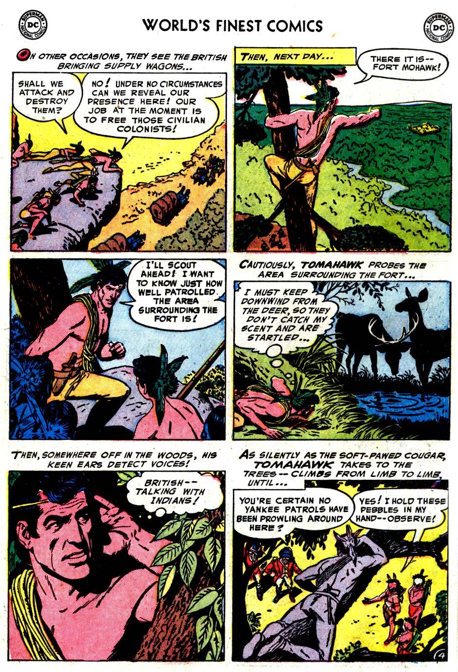 Read online World's Finest Comics comic -  Issue #68 - 19