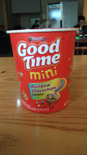 Good Time Mini Rainbow Pelangi Dalam Ukuran Mini