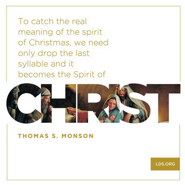 Best LDS Christmas Resources and First Presidency Message » Latter
