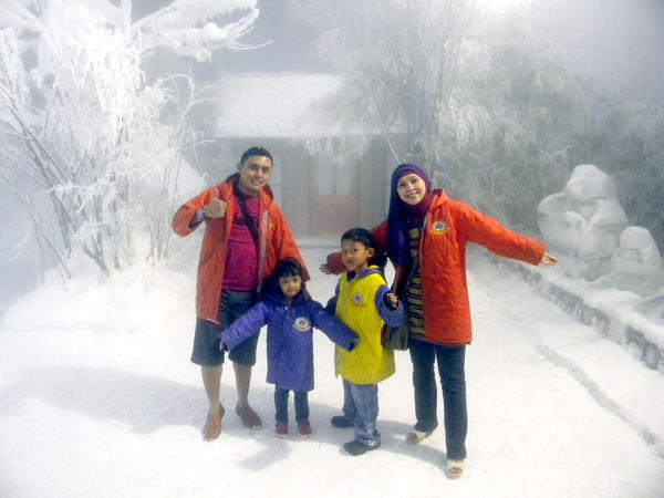 dunia salju snow world international