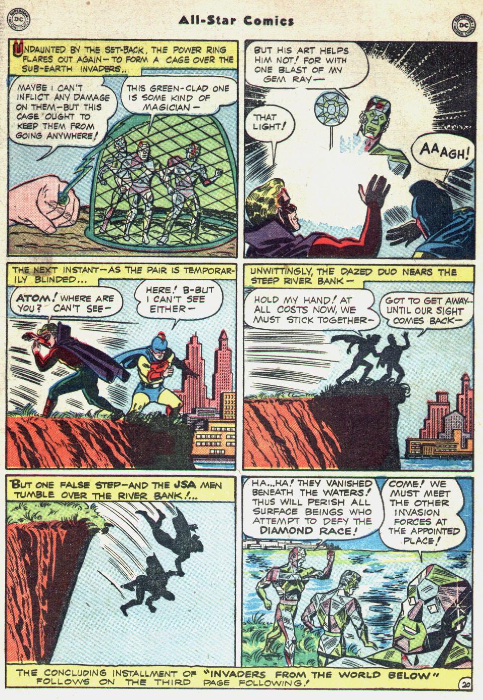 Read online All-Star Comics comic -  Issue #51 - 24