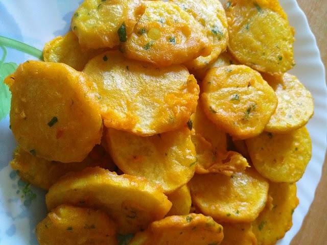 Kenyan Bhajia's