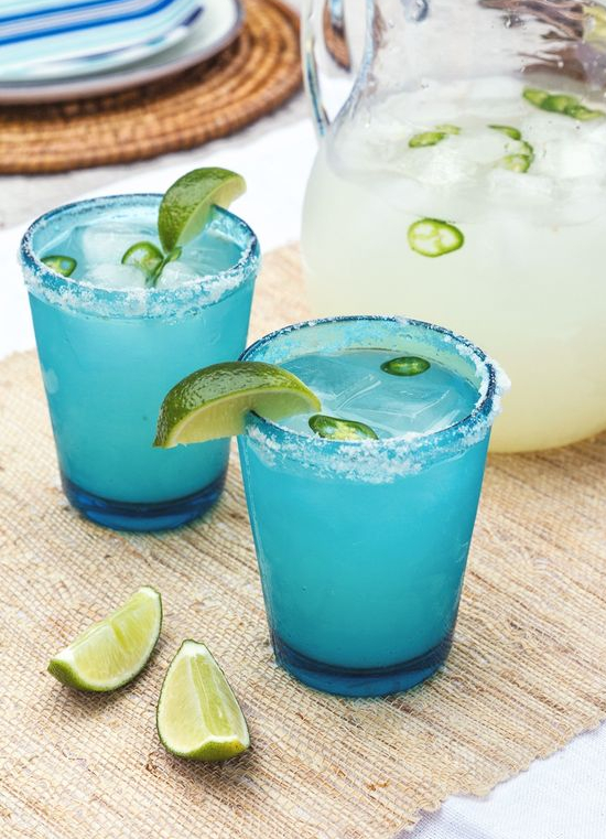Beachy Summer Margarita Drinks & Recipes
