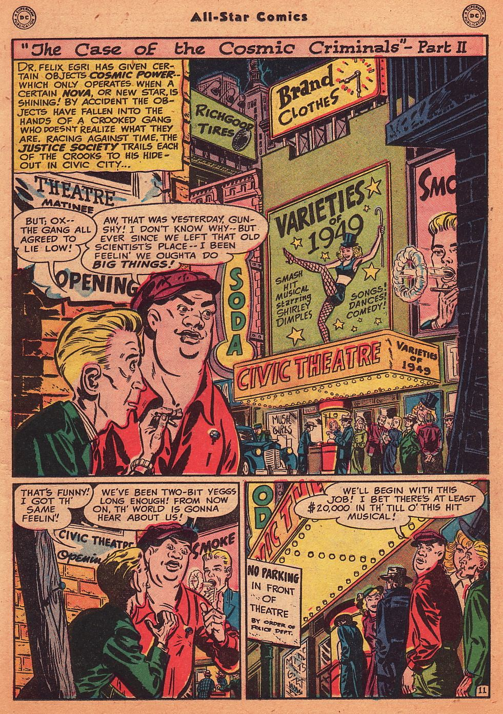 Read online All-Star Comics comic -  Issue #45 - 15