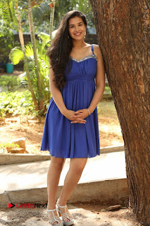 Actress Prasanna Stills in Blue Short Dress at Inkenti Nuvve Cheppu Movie Platinum Disc Function  0204.JPG