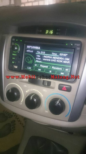 harga Toyota Kijang Innova G tahun 2012