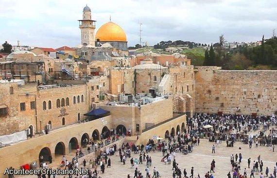 Predicen terremoto en ciudad vieja de Jerusalén