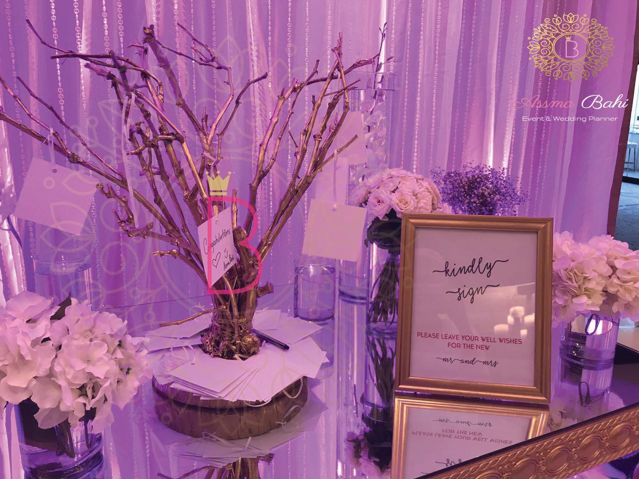 Assma Bahi | Event & Wedding Planner