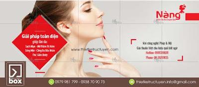 Thiết kế banner website quảng cáo