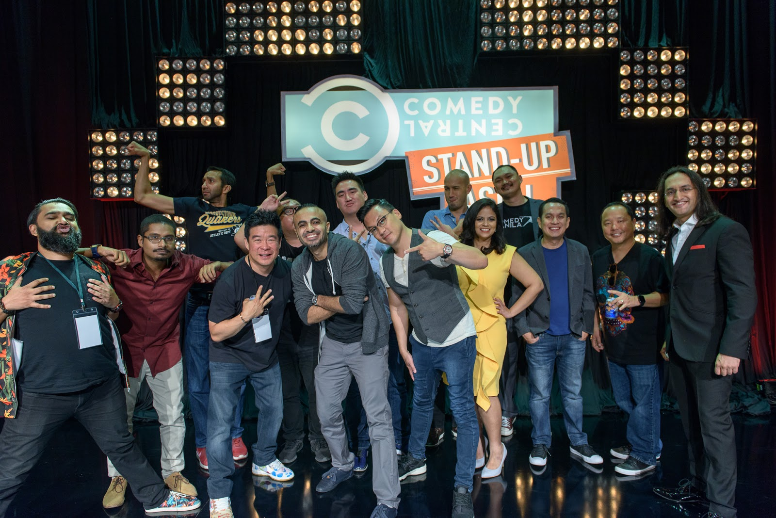 Asian Stand Up Comedy Central 42