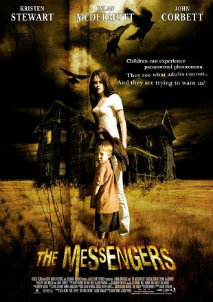 The Messengers 2007 480p BluRay Hindi Dual Audio 300MB