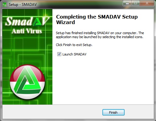 Procedure of How to install SMADAV 2018 USB Antivirus in Easy Steps