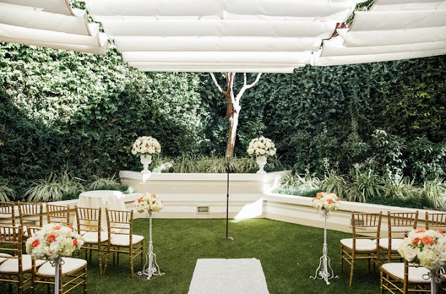 Outdoor Wedding Venues In Southern California Le Meridien Delfina Santa Monica Santa Monica CA