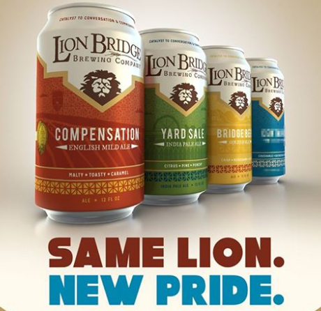 Lion Bridge Brewing Announces Can Beer Lineup - The Iowa