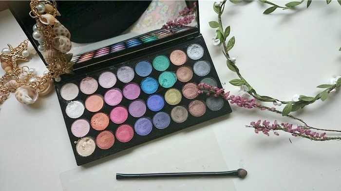 Where to buy makeup revolution, mermaids palette, the style guide blog, beauty blog, Ireland, Northern Ireland, UK