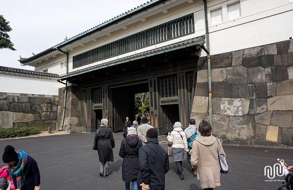 พระราชวังอิมพีเรียล(Imperial Palace)