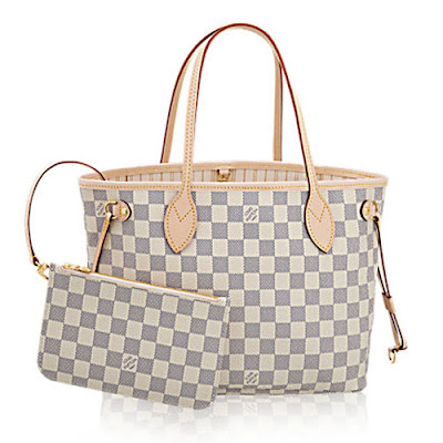 Louis Vuitton Neverfull PM Louis-Vuitton-Damier-Azur-Canvas-Neverfull-PM-N41362