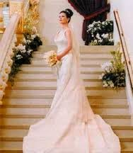 Catherine Zeta Jones Wedding Dress